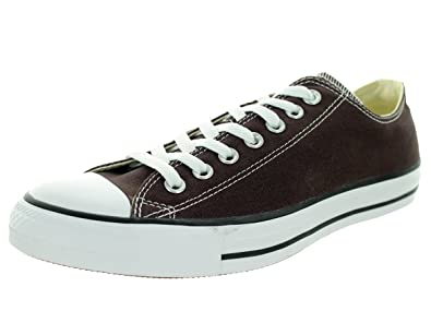 efc38f286713f9 Image Unavailable. Image not available for. Color  Converse Unisex Chuck  Taylor All Star Ox Low Top Classic Burnt Umber ...