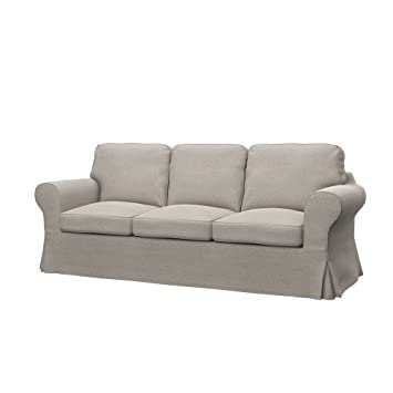 Soferia - IKEA EKTORP Funda para sofá Cama de 3 plazas ...