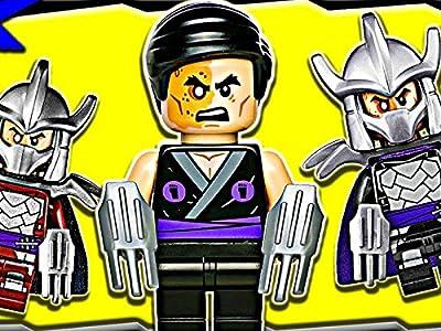 Clip: Flashback Shredder Minifigure