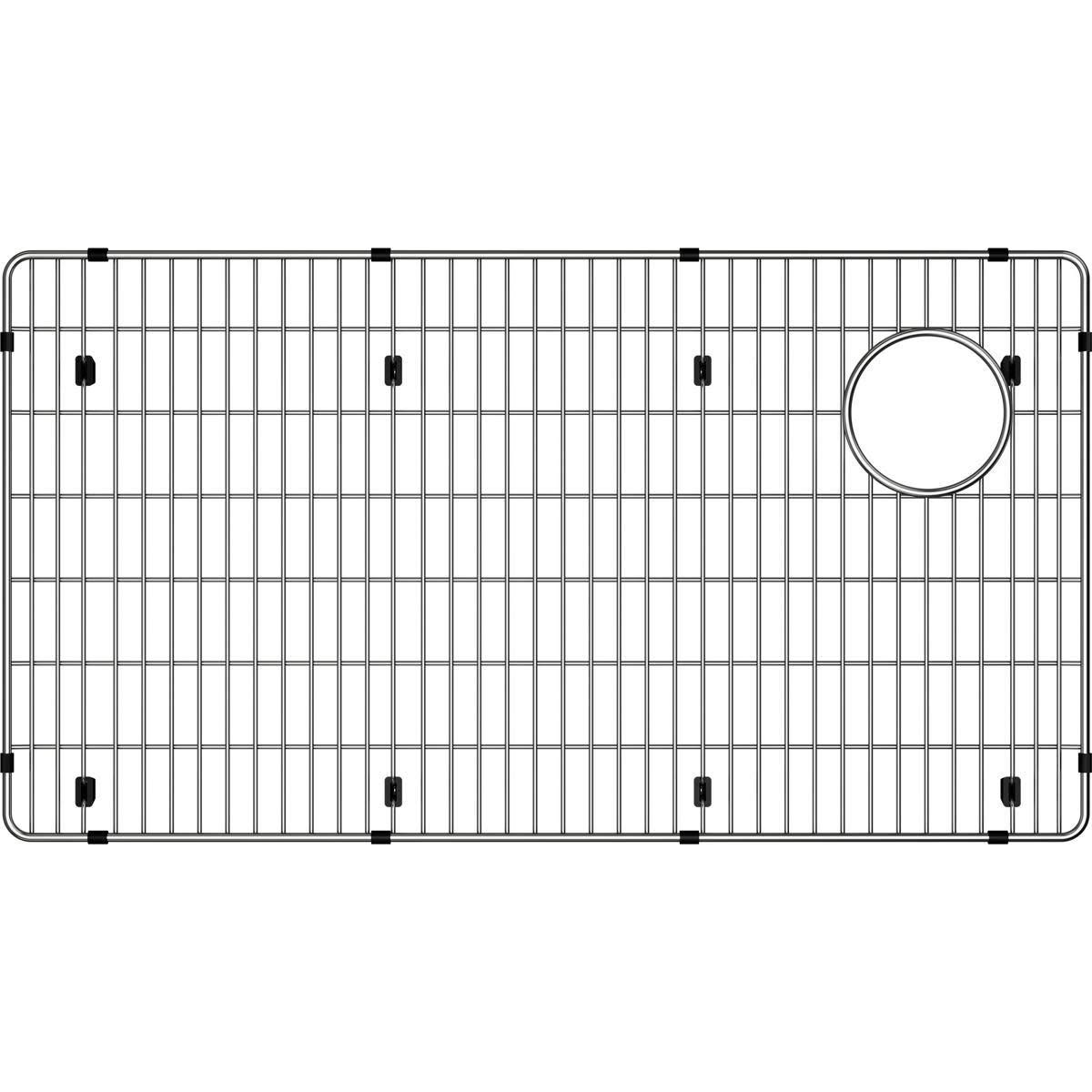 Elkay CTXBG2815 Crosstown 28-1/2'' L x 15-1/2'' W Stainless Steel Basin Rack