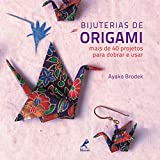 capa de Bijuterias de Origami