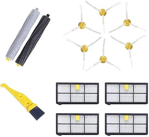 Mumuj - Accesorios para aspiradora Irobot Roomba para 860, 870, 880 y 980: Amazon.es: Hogar