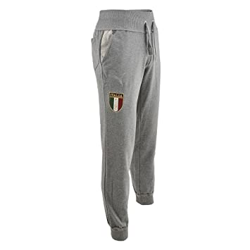 puma herren italien jogginghose figc italia t7 cuffed pants