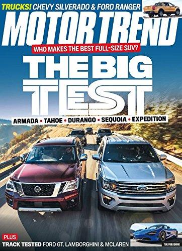 Magazines : Motor Trend