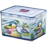 LOCK & LOCK, No BPA, Water Air Tight Lid, Food Container with Tray, 9-liter, 304-oz, HPL838