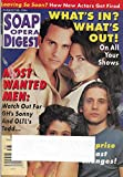 Vanessa Marcil & Maurice Benard (General Hospital) l Reiko Aylesworth & Roger Howarth (One Life to Live) l What's In & What's Out - August 30, 1994 Soap Opera Digest