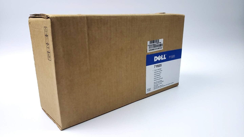 Dell 7Y605 Black Toner Cartridge