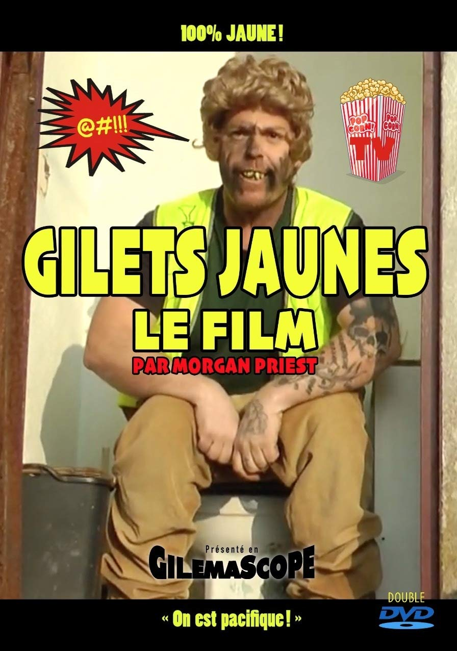 DVD - Gilets Jaunes