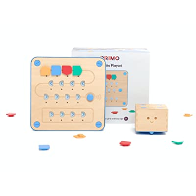 Primo Toys 1 Cubetto Playset Coding Toy: Toys & Games