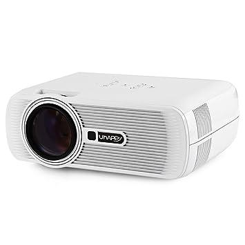 smartlife UHAPPY U80 - Proyector LCD 1000LM 800 x 480 Pixeles ...