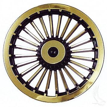 """8 """"fundas para ruedas de carrito de Golf turbina Tapacubos (4 ..."""