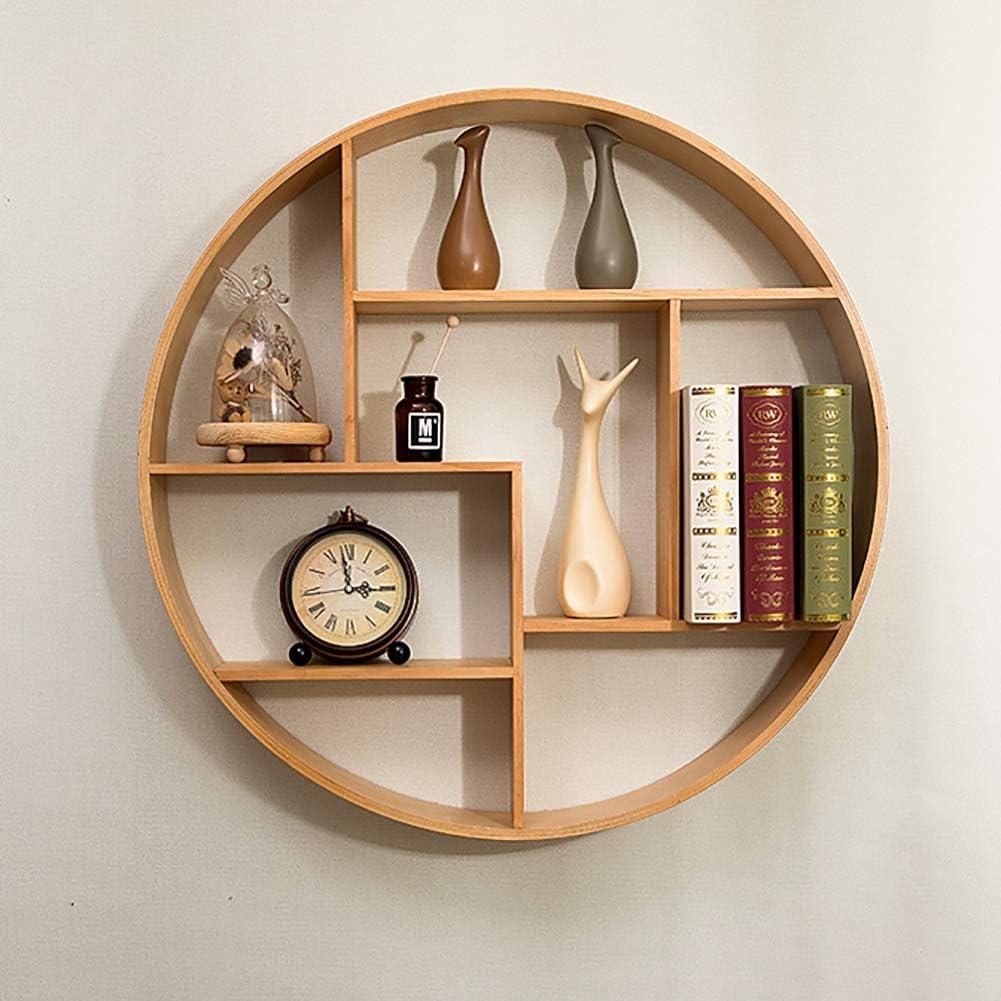 ADstore Mensola a Muro vetrina Rotonda per la Cucina