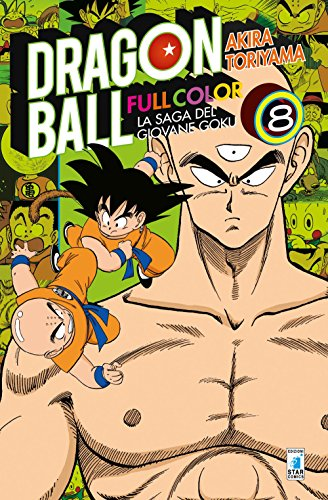 Dragon Ball full color. La saga del giovane Goku: 8