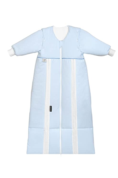 odenwälder prima climática Thinsulate Saco de dormir con mangas color azul claro azul claro Talla: