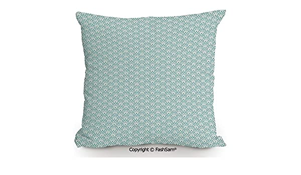 Amazon.com: FashSam Polyester Throw Pillow Cushion ...