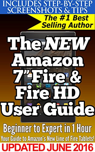 the new amazon 7 fire fire hd user guide beginner to expert in 1 rh amazon com  Field Operations Guide