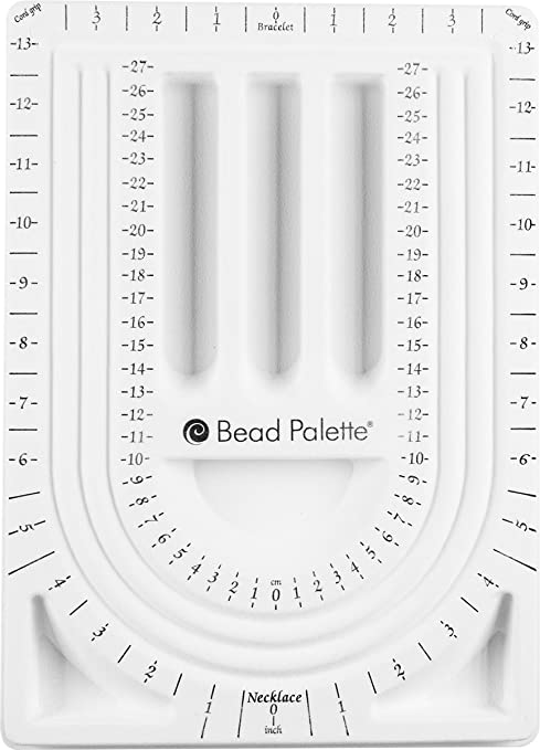 THE BEADSMITH Bead design in Beading Board e grigio in tessuto con coperchio 9/da 33/cm