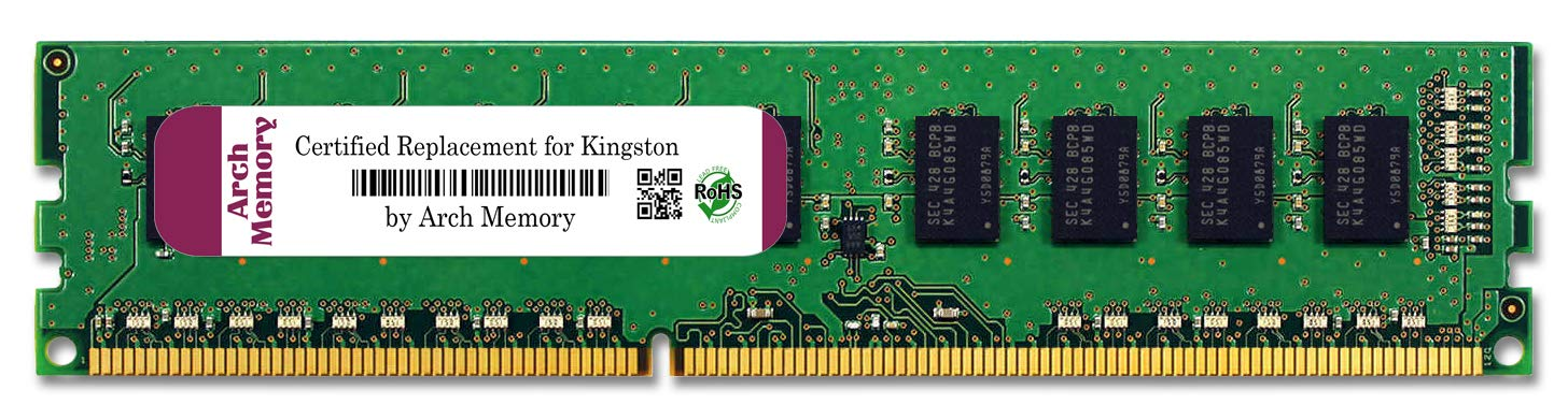 Kingston KTH-PL316E//8G A-Tech Equivalent 8GB DDR3 1600Mhz 2rx8 Server Memory RAM