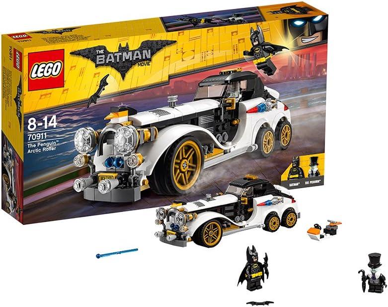 LEGO Batman Movie The PenguinTM Arctic Roller
