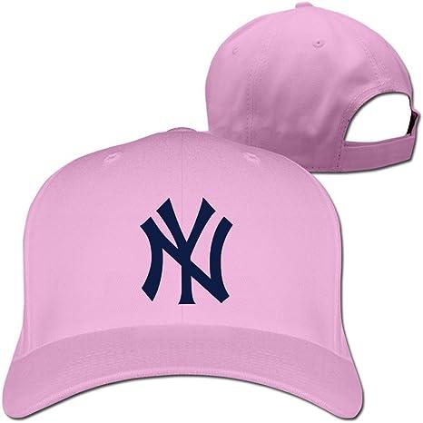 xcarmen Unisex New York Yankees gorra de béisbol Black Rosa ...