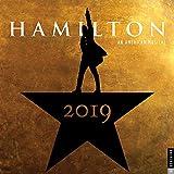 #3: Hamilton 2019 Wall Calendar: An American Musical