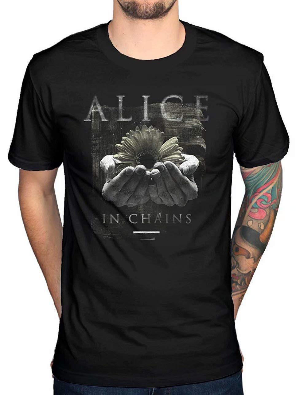 Alice In Chains Gift Of Life T Shirt 1323