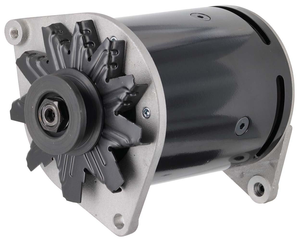 Powermaster 82101 Powergen Black Automotive Alternators Parts Diagram Alternator