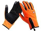 液晶 タッチ 可能 防寒 3 サイズ 各色 カラー 手袋 iPhone スマートフォン 対応 男女 兼用 サイクリング グローブ ハイキング にも