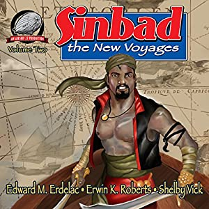 Sinbad: The New Voyages, Volume 2 Audiobook
