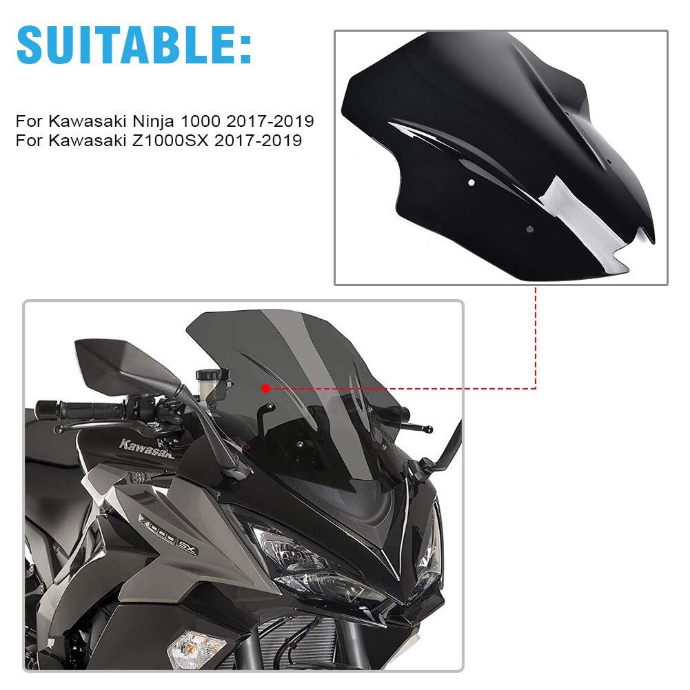 Accesorios de la motocicleta WindScreen Visor Viser para ...
