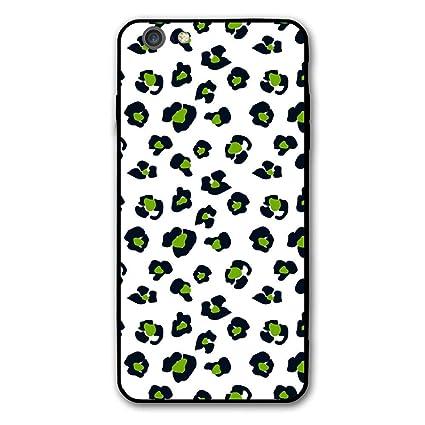 Amazon.com: APPCLL. Funda iPhone 6 Plus Jaguar Spots ...
