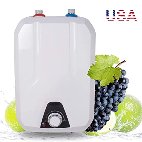 Electric Instant Kitchen Bathroom Hot Water Heater Horizontal Vertical US SHIP