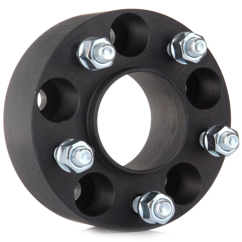 ECCPP 2X 2 5 Lug Hubcentric Wheel Adapter Spacers 5x4.5 to 5x4.5 5x114.3 to 5x114.371.5mm for Jeep Cherokee//Grand Cherokee//Wrangler//Liberty//Comanche with 1//2 studs