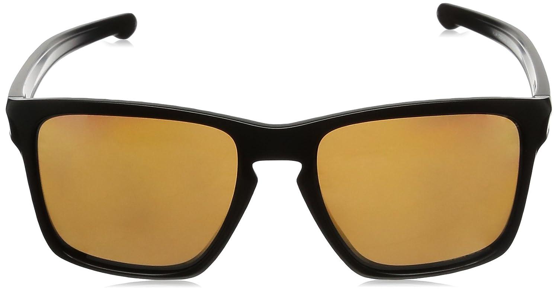 c71c570d74d15 Amazon.com  Oakley Men s Sliver XL (a) Non-Polarized Iridium Square  Sunglasses