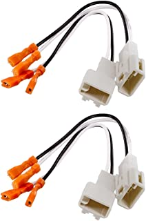 amazon com metra 72 8104 speaker connector for select toyota metra 71-035lc speaker wiring harnesses at Metra 71 035lc Speaker Wiring Harnesses