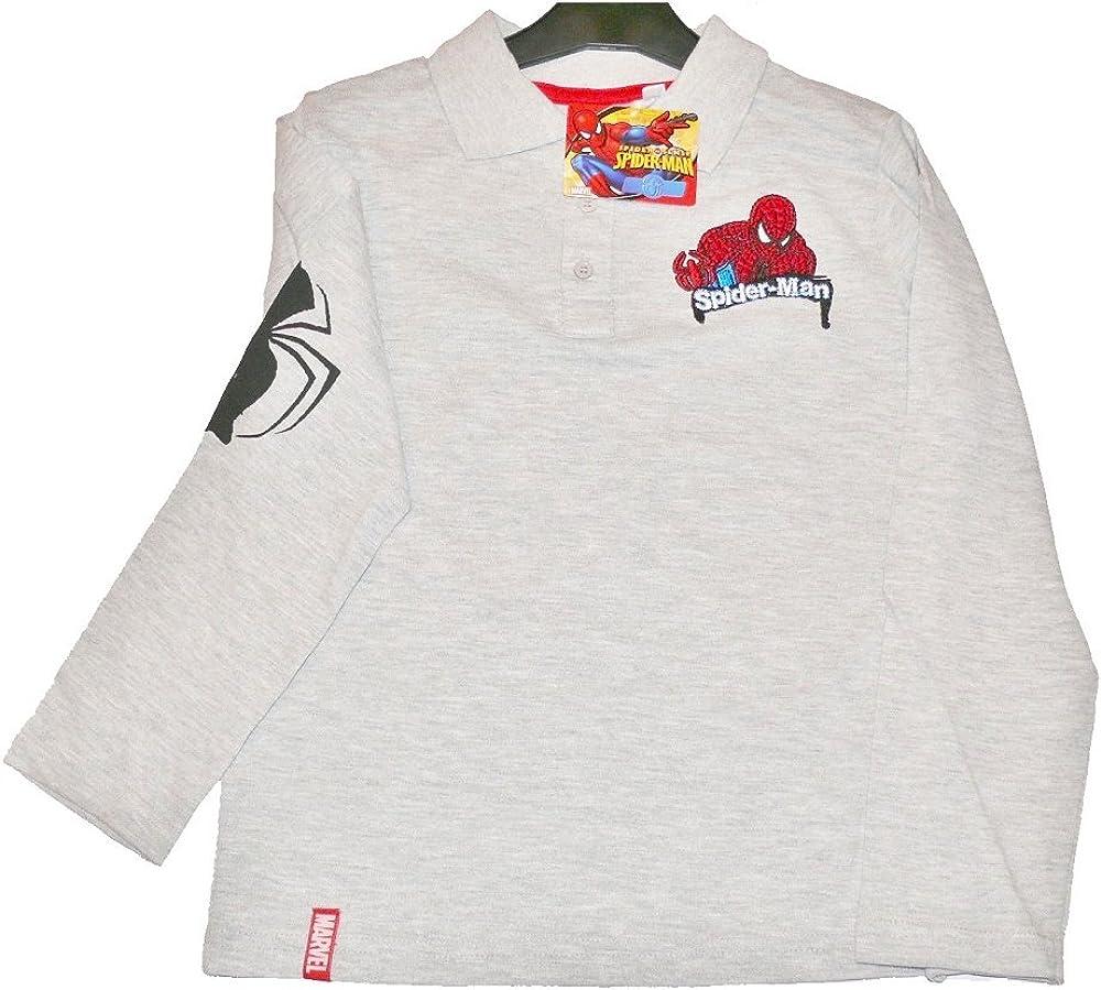 Spiderman Polo Multicolor 10 Años: Amazon.es: Ropa y accesorios