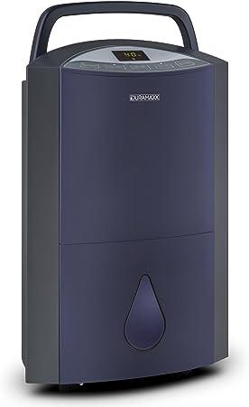 DURAMAXX Drybest 20 - Deshumidificador 2-en-1, Purificador de aire ...