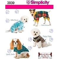 Simplicity 3939 A - Patrones de Costura