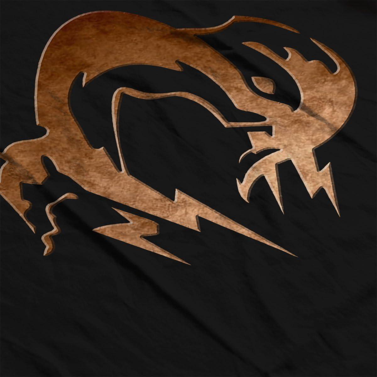 Foxhound Symbol Dirty Brass Metal Gear Solid Mens Varsity Jacket