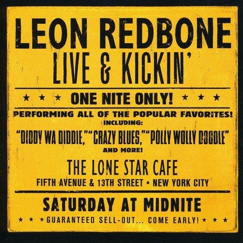Live & Kickin (Leon Redbone Live)