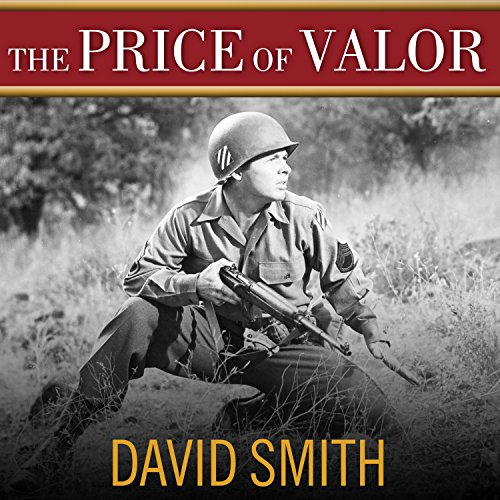 The Price of Valor: The Life of Audie Murphy, America's Most Decorated Hero of World War II Audiobook [Free Download by Trial] thumbnail