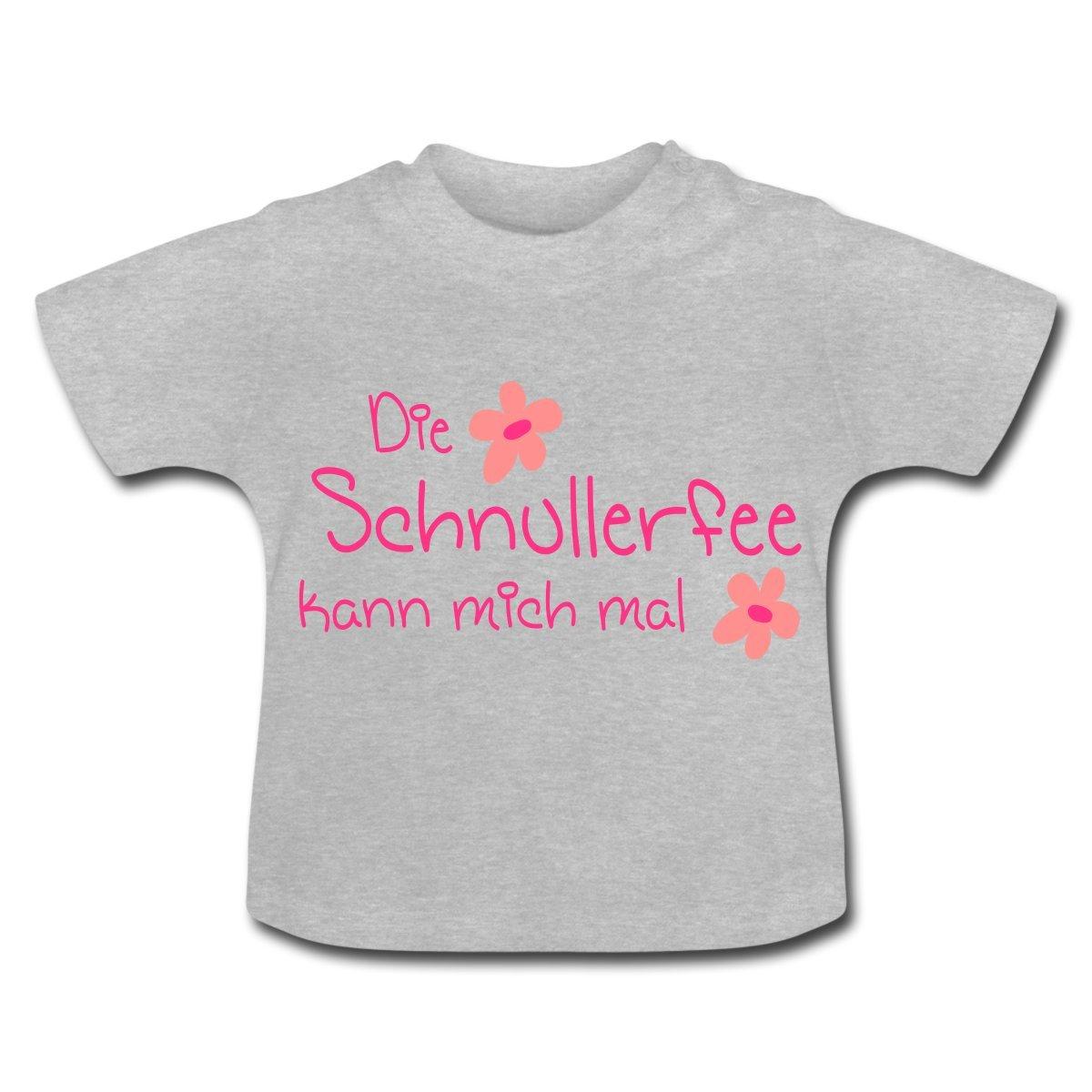 La Chupete Hada kann mich mal Baby - Camiseta de Spread Gris ...