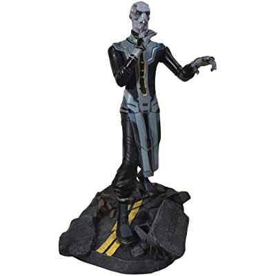 DIAMOND SELECT TOYS Marvel Gallery: Avengers Infinity War: Ebony Maw PVC Figure, Multicolor: Toys & Games