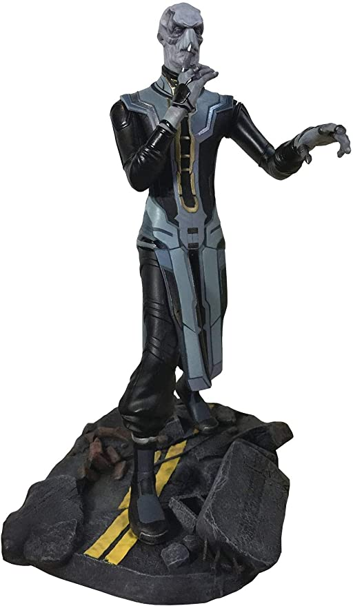 Avengers Infinity War Ebony Maw PVC Action Figure Collectible Marvel Legends Toy