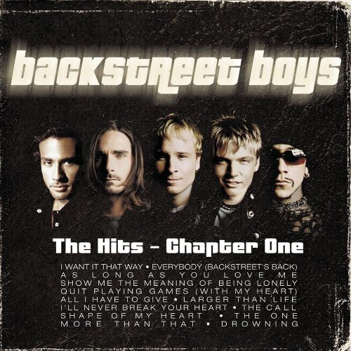 Backstreet Boys - Greatest Hits Chapter One CD - Zortam Music