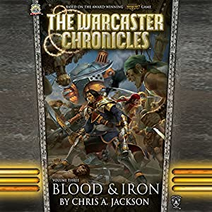 Blood & Iron Audiobook
