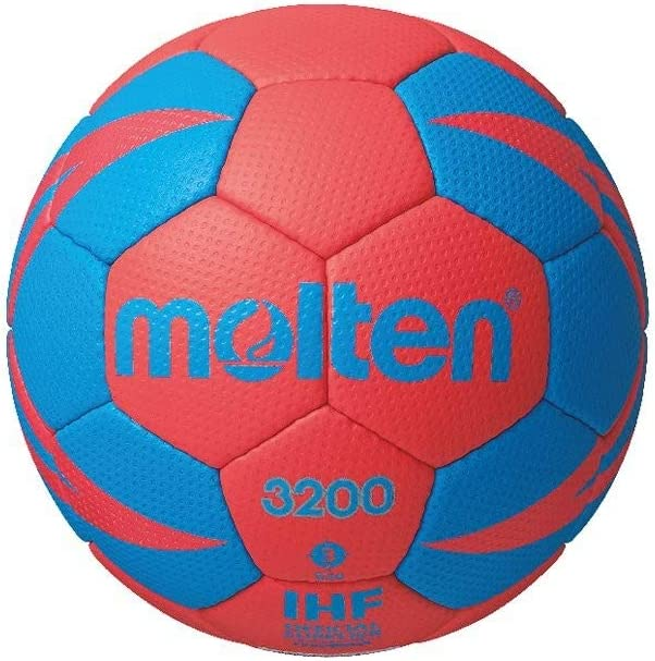 MOLTEN Handball - Pelota de Balonmano, Color Multicolor, Talla 3 ...
