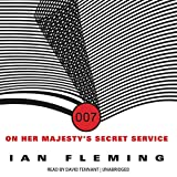 Bargain Audio Book - On Her Majesty s Secret Service  James Bo