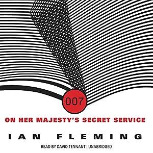 On Her Majesty's Secret Service Audiobook