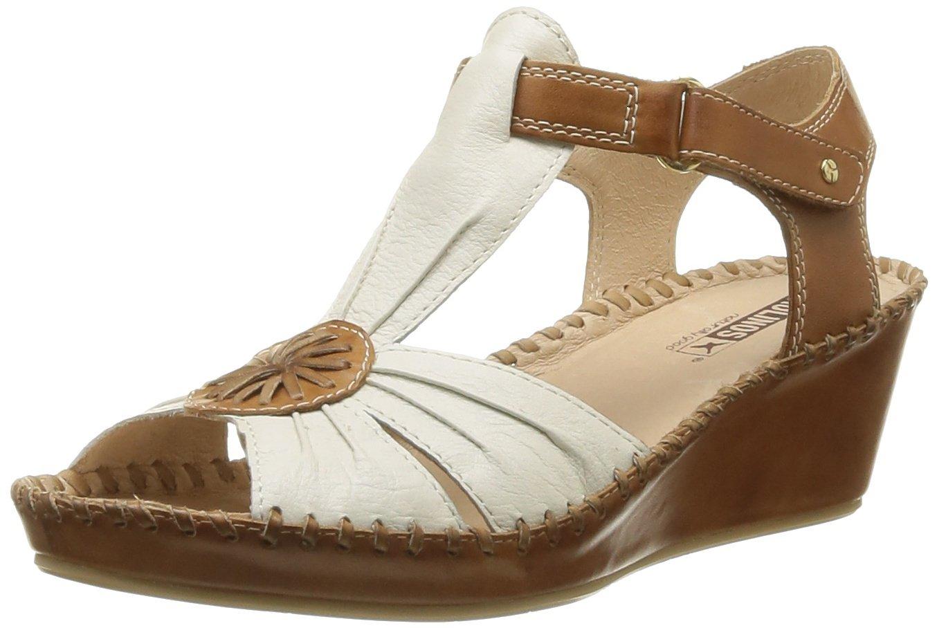 Pikolinos Women's Margarita Wedge Sandal B00F5A70OO 41 B EU / 10.5-11 B US Women Nata
